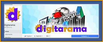 Visite el Facebook de Digitarama