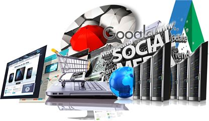 Presentación Servicios de Marketing Digital Digitarama
