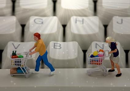 Tiendas online un negocio de futuro
