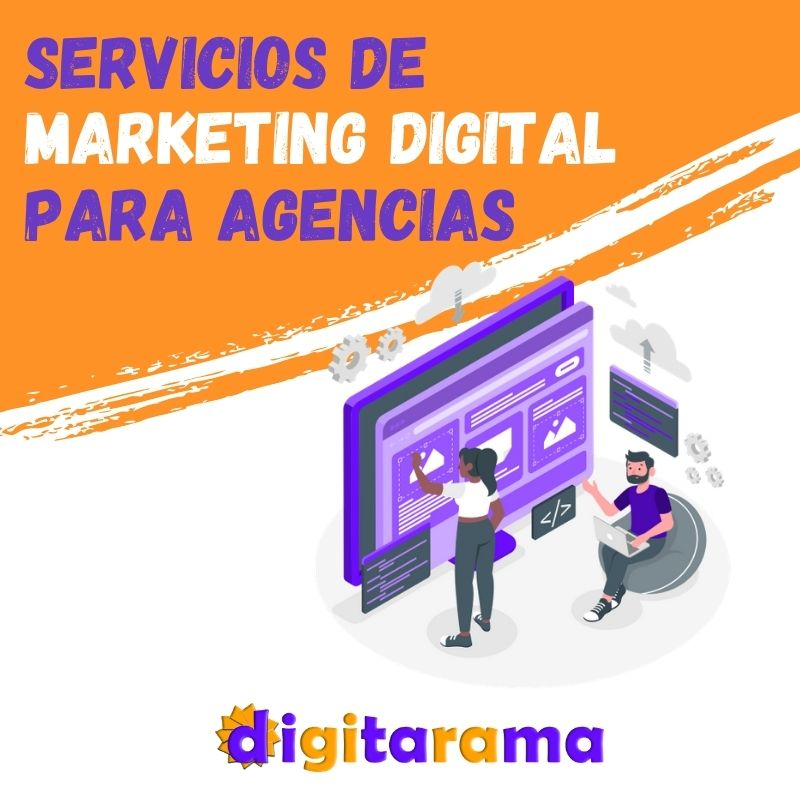 Servicios de marketing digital para agencias en Valencia